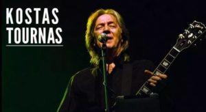 Ο Κώστας Τουρνάς live στο UPANO