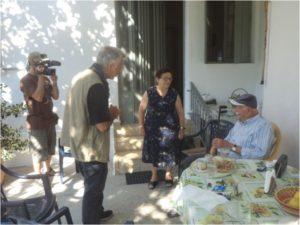 Προβολή του ντοκιμαντέρ «Από την Κρήτη στα κολαστήρια του θανάτου, Άουσβιτς»