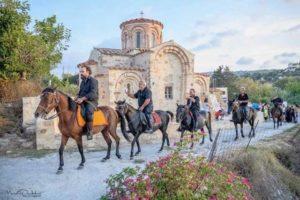 «3η Παραδοσιακή Καντάδα με Άλογα & Πάτημα των Σταφυλιών» στην Πηγή Ρεθύμνου