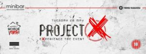 Project-X party στο Mini Bar