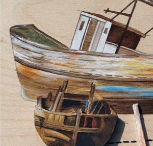 3ο Φεστιβάλ Νίκος Σκεπετζής: Ομαδική έκθεση μαθητευόμενων καλλιτεχνών στην Γκαλερί Μορφές
